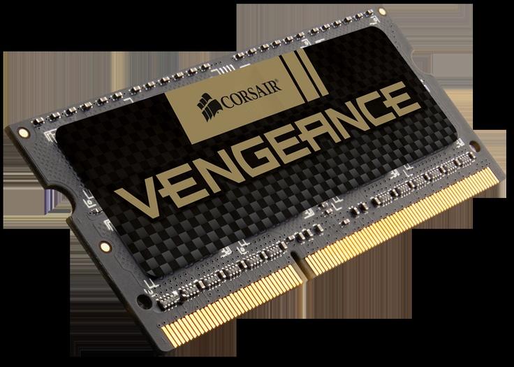 Vengeance® — 8GB High Performance Laptop Memory Upgrade Kit (CMSX8GX3M2A1866C10)(CMSX8GX3M2A1866C10) - Laptop Memory