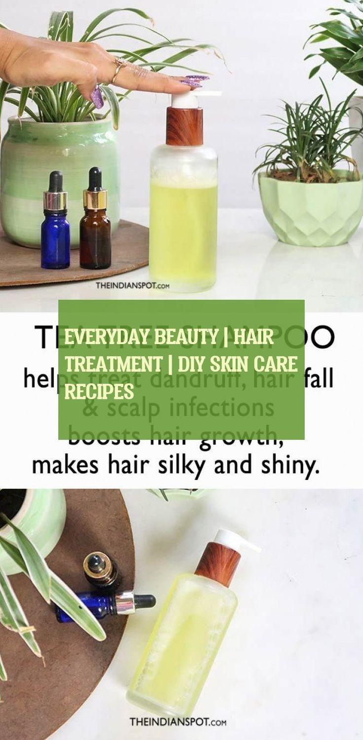 Daily Beauty Hair M … –  Hautpflege-Rezepte