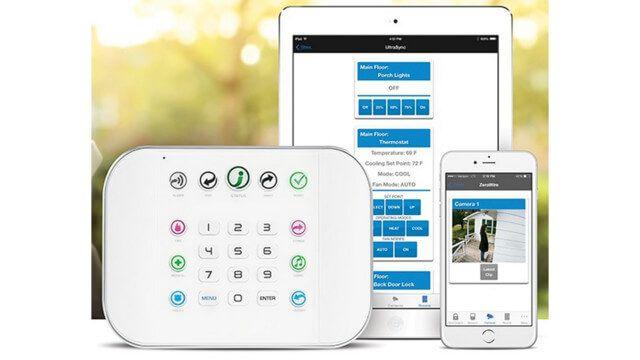 Sicherheit im SmartHome | ZeroWire Hub mit UltraSync App  Die UltraSync App von Interlogix ist designt für eine Zusammenarbeit mit dem ZeroWire Smart Home Hub. Ziel: Einbruchschutz im Smart Home.   #smarthome #alarmanlage #zwave #sicherheit #iot #hub #tech #technology