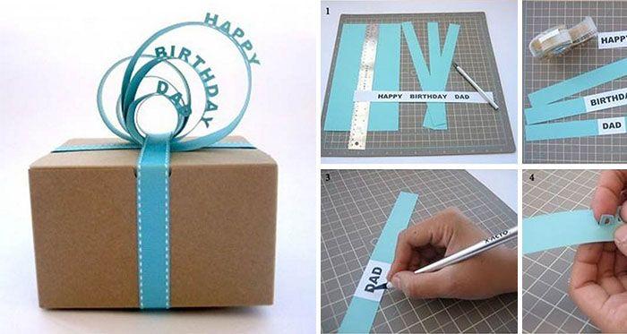 Ak neviete ako správne označiť darček, aby sa dostal do tých správnych rúk, vyskúšajte túto parádnu 3D menovku. Návod je veľmi jednoduchý a výsledok stojí za to.