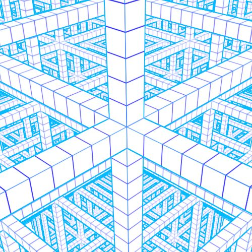 Perspective Drawing 3D Graph Paper 19 Pages By Mrcentipede On