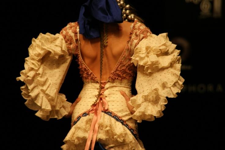 Rosalia Zahino - Moda Flamenca a través de Sole Echevarría
