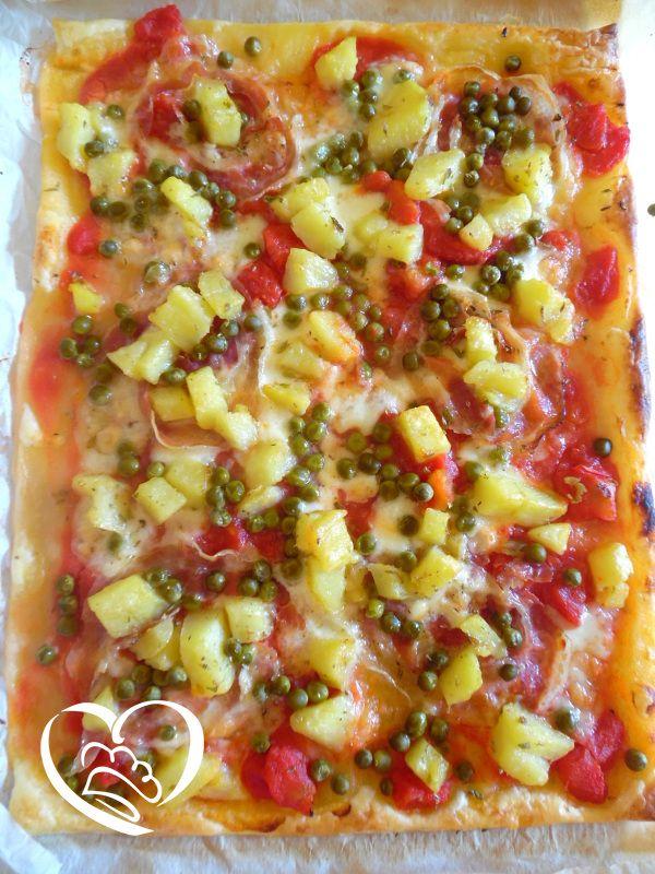 """Pizza brisee' alle 3 """"P""""  http://www.cuocaperpassione.it/ricetta/45351f4c-9f72-6375-b10c-ff0000780917/Pizza_brisee_alle_3_P"""