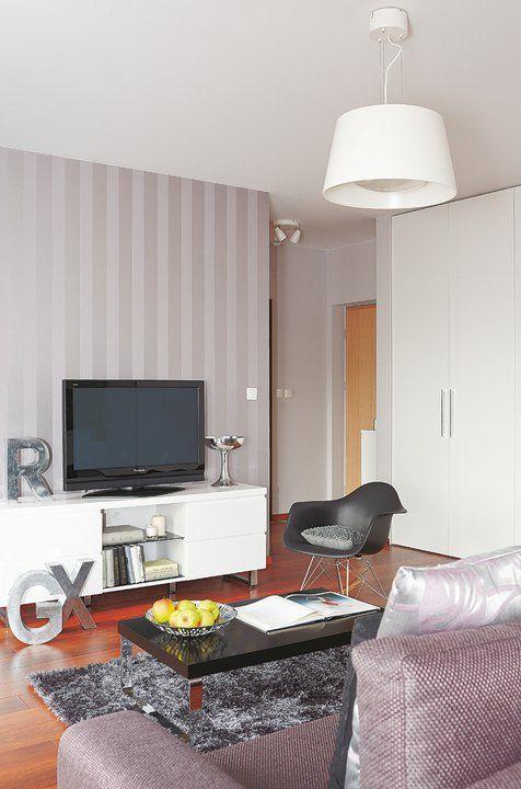Modnie urządzone 58-metrowe mieszkanie - efekt zaskoczył właścicieli