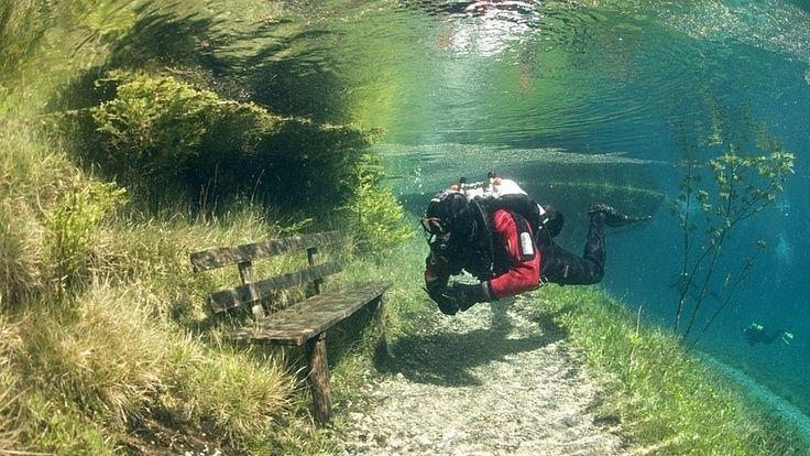 Green Lake Tragoss