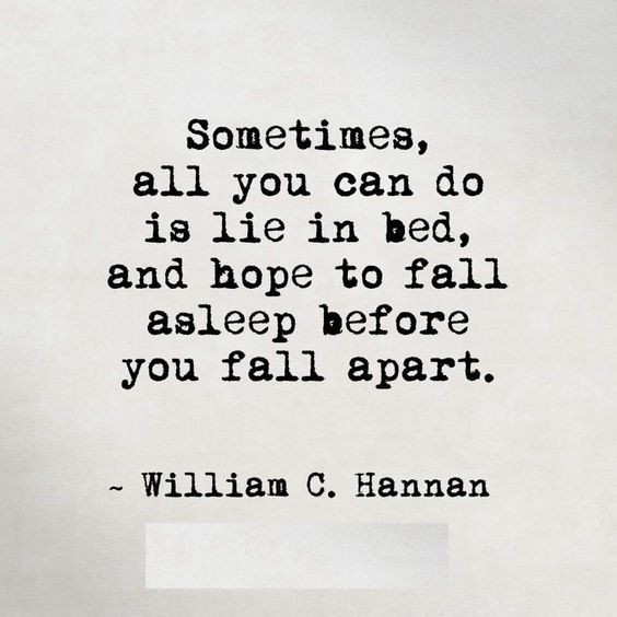 Lie In Bed