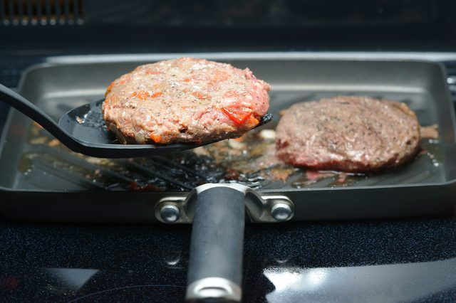 How To Cook A Good Burger On The Stove Livestrong Com How To Cook A Good Burger On The Stove Livestrong Com Double Stack Cheeseburger Yelp How To Cook A Good Bu
