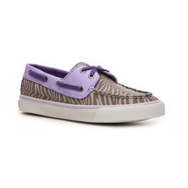 Sperry Top-Sider Women's Biscayne Zebra Boat Shoe just fell in love with these at the outlet!!