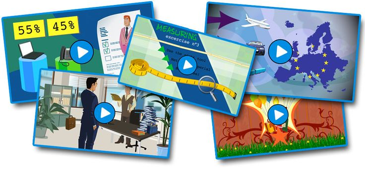 how to make animated videos free educational