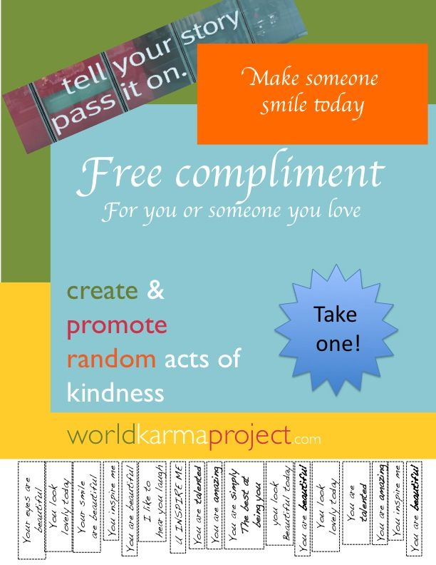 """""""U are beautiful & your smile is lovely"""" light up someone day, give Free compliment Do-Feel-Be better #toronto #yzz"""