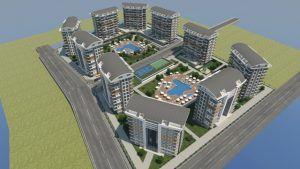 Недвижимость В Махмутларе