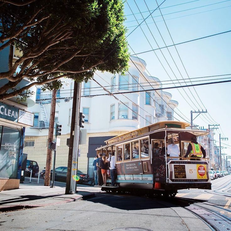 so much to see and do in San Francisco. By @joshtelles #sanfrancisco #sf