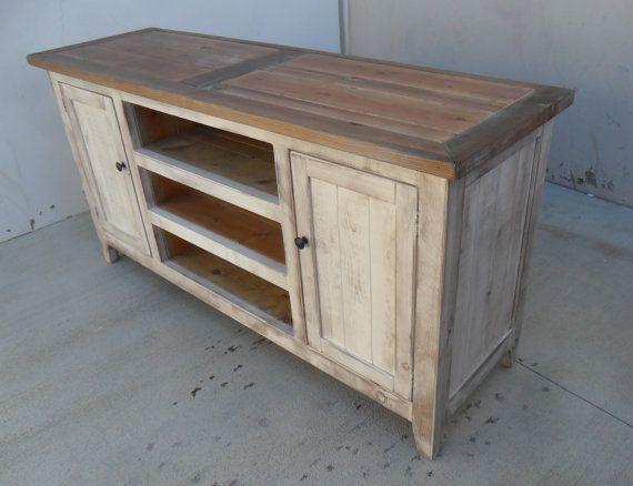 Best 25+ Wood entertainment center ideas on Pinterest | Farm house ...