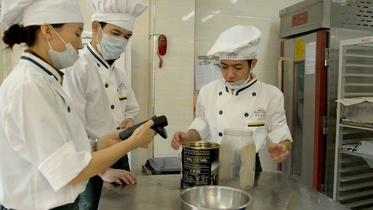 """""""Le pain miraculeux"""" un court-métrage de CHAI Amy - 13'"""