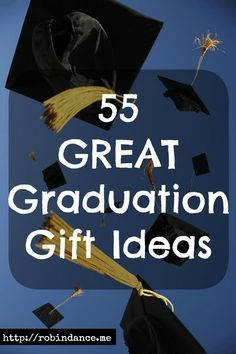 55 REALLY good graduation gift ideas - Curated from a half dozen teens who had some strong opinions. GREAT for High School AND college students!