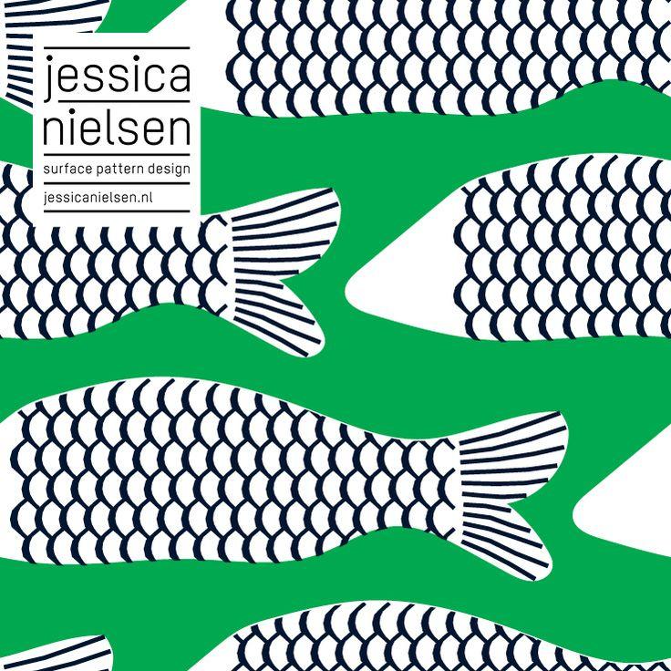 motifs | Jessica Nielsen - conception de motif de surface