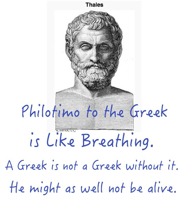 Philotimo to the Greek is LIke Breathing.#MakingADifference #Philotimo, #Oxi