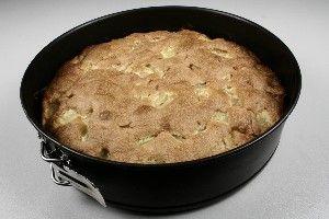 Fedtfattig æblekage 4