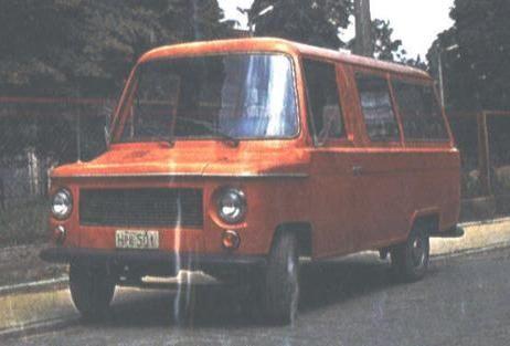 Prototyp następcy 522 lub 521 :