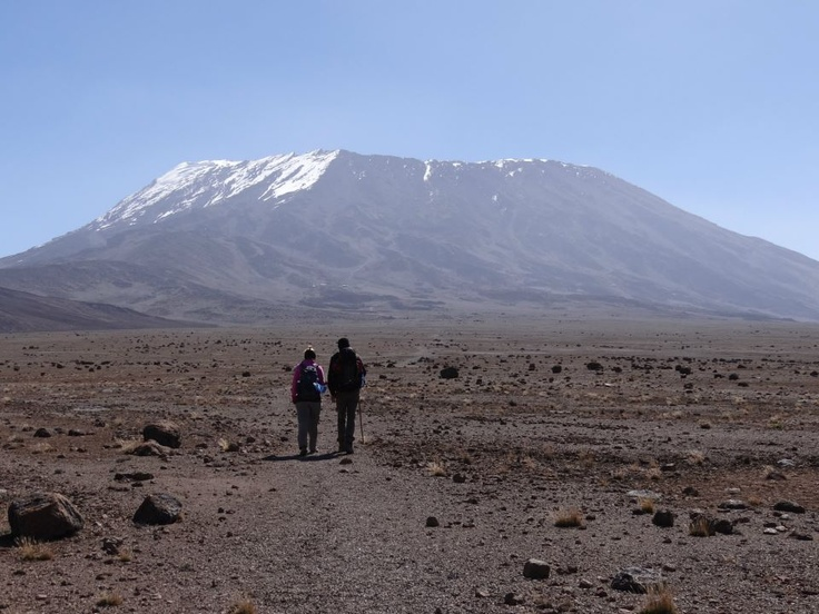 Kilimanjaro by Barron King