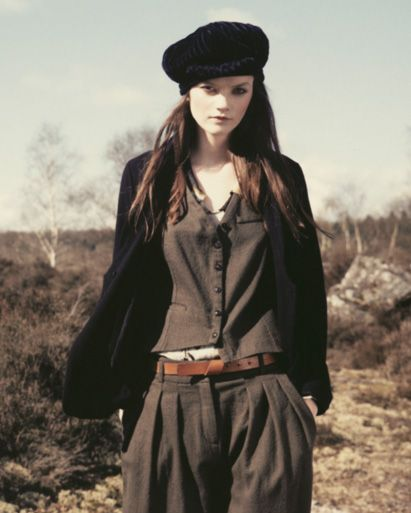 LILITH : lookbook automne-hiver 2014-2015