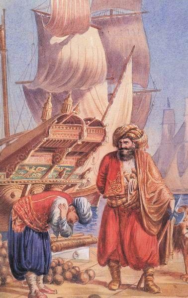 osmanli-devleti1299 | Cezayirli Gazi Hasan Paşa (Ö.1790)