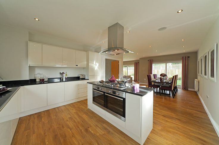 This luxury, spacious kitchen is ideal for growing families: http://bit.ly/1Mq0ebW