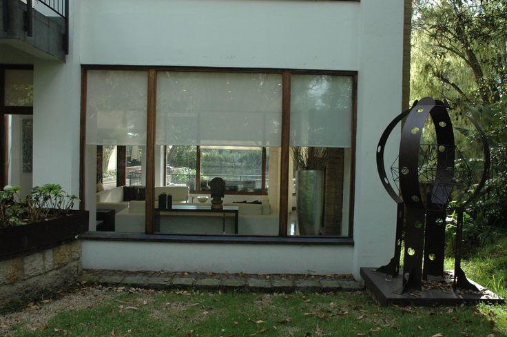 Exterior Sala Casa Aragón