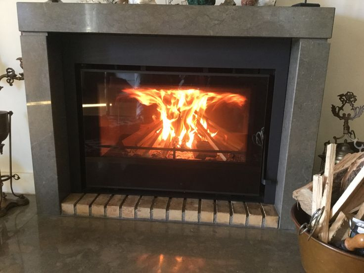 Recuperador de calor Cristal 88 C&A Chama