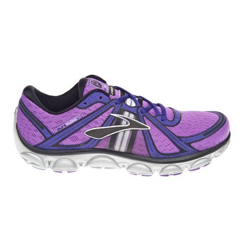 Brooks Women's PureFlow Running Shoes - just got these in black/blue and love them! A great cross training shoe. Add Dr. Scholl's inserts when they get a little worn in.