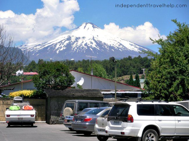 """Volcán Villarrica""    Read more about Volcano Villarrica in Pucon - Independent Travel Help on:  http://independenttravelhelp.com/volcano-in-pucon/?utm_source=INK_medium=copy_campaign=share"