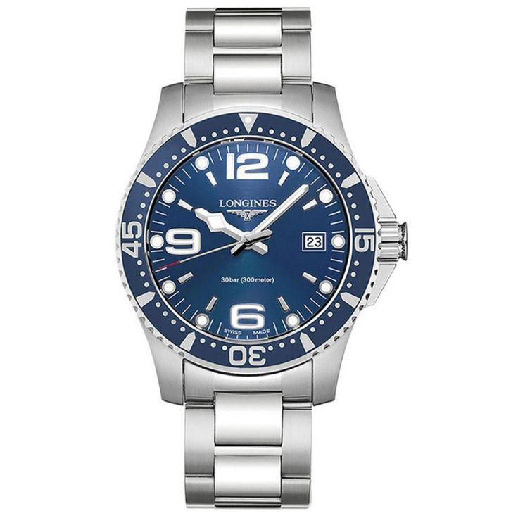 Reloj Longines HydroConquest Hombre L37404966. Relojes Longines Hombre
