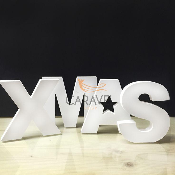 Λευκά Γράμματα XMAS