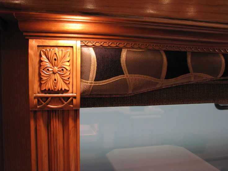 Wood Carved Weave Trim   RV Interior | Carved Celtic, Gothic, And Weaves |  Pinterest | Rv Interior, Woods And Gothic House