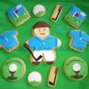 Pack galletas golf