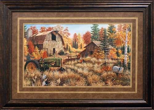 Deer Valley by Mark Daehlin ~ Wholesale Framed Art North American Art