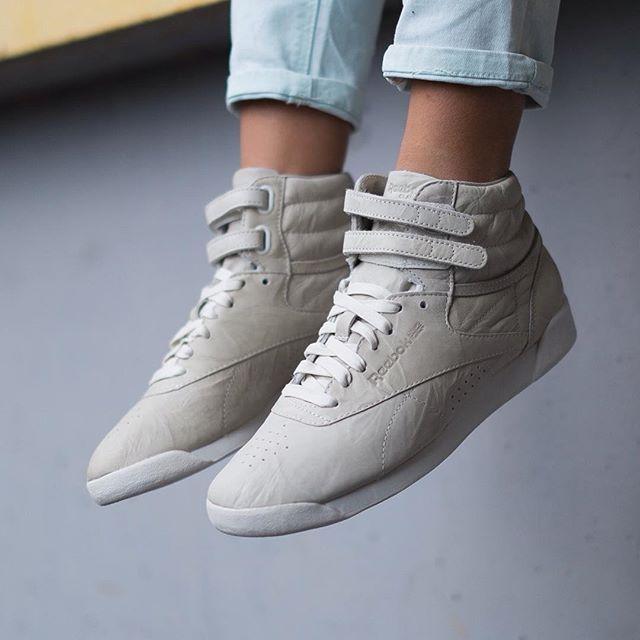 Reebok Sneakers Freestyle Hi