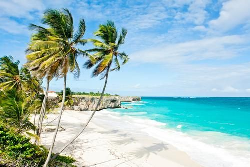 Islands in the southeastern Caribbean like Barbados typically avoid hurricanes. (Photo: Thinkstock)