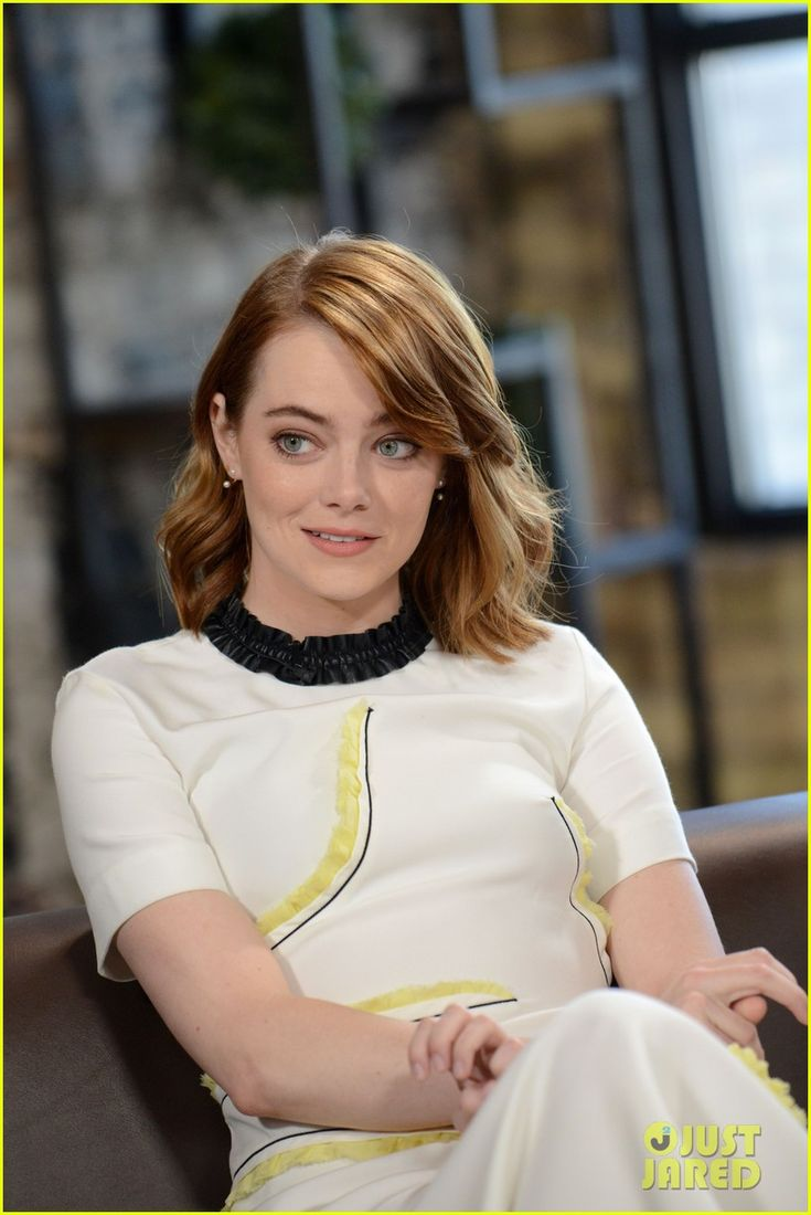 Emma Stone Kicks Off 'La La Land' Toronto Press with Ryan Gosling!: Photo #3757488. Emma Stone and Ryan Gosling sit down for an interview in the Variety TIFF Studio presented by Airbnb during the 2016 Toronto International Film Festival on Monday…