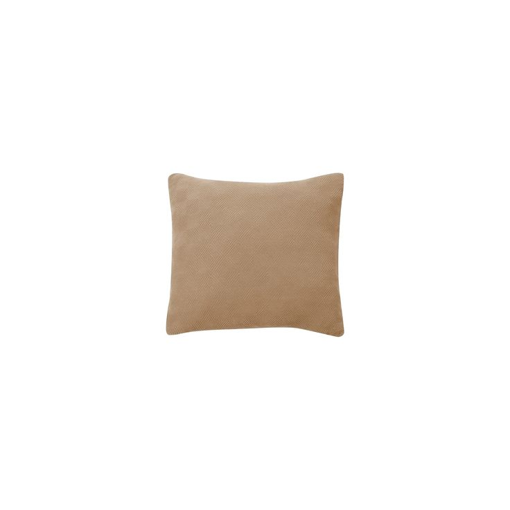 Beige Throw Pillow, Decorative Pillow