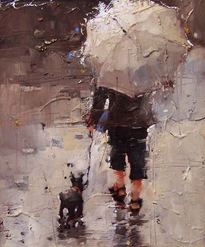 andre kohn--early afternoon