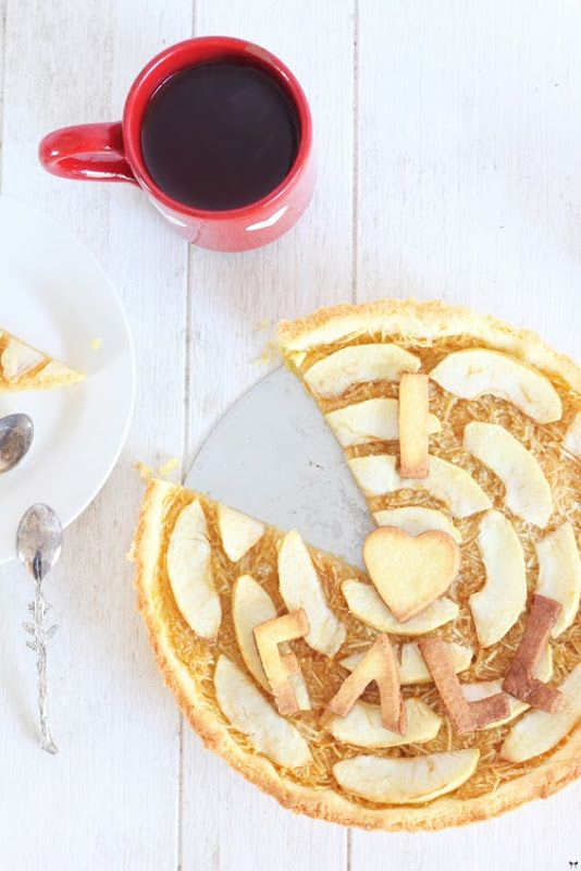 Tarte aux pommes / apple pie