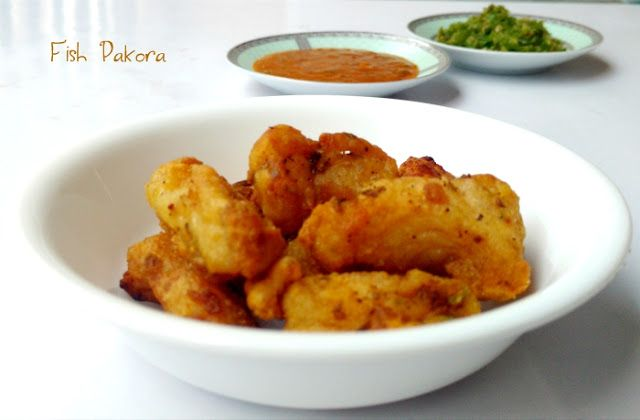Fish Pakora Recipe by The Foodie Delight