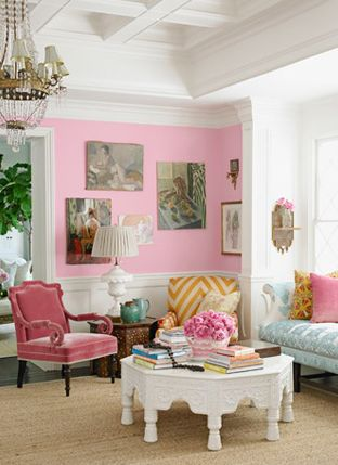 11 best PINK!!!! images on Pinterest | Credenzas, Drawing room ...