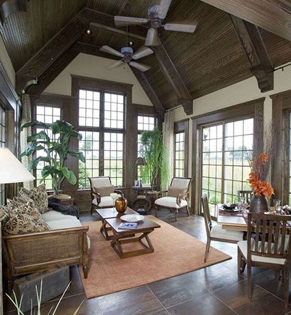 283 best images about seasonal rooms four season rooms on pinterest ceilings sun room and. Black Bedroom Furniture Sets. Home Design Ideas