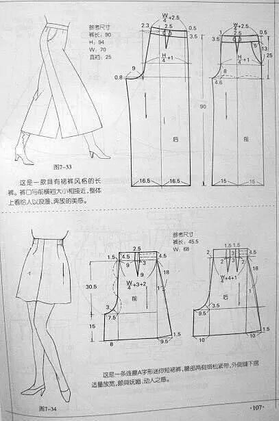 Skirt pants                                                       …