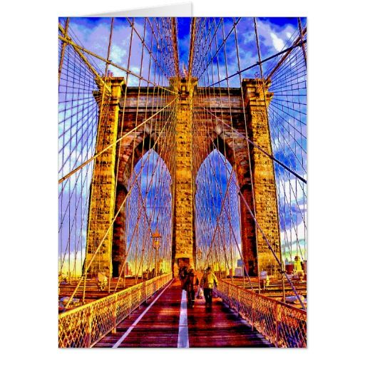 brooklyn-bridge card