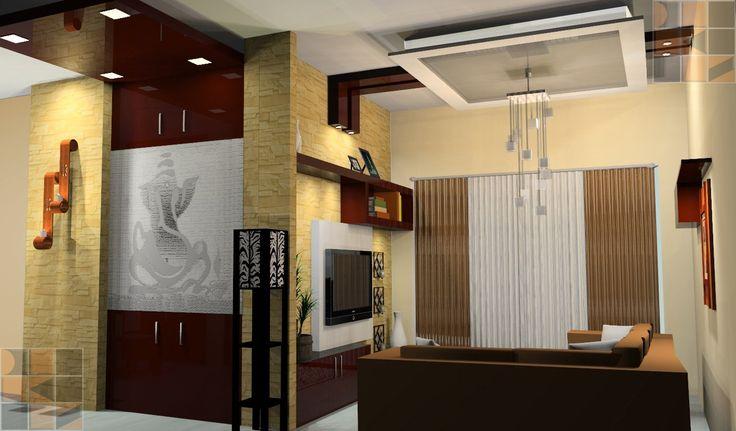 Living room - Pooja
