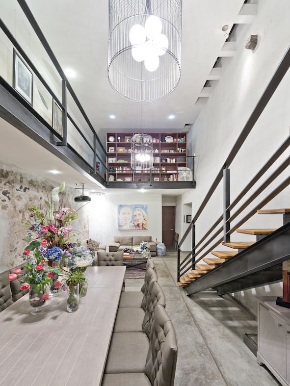 Hacienda San Antonio | Dionne Arquitectos + Posada Arquitectos #interior #design #architecture