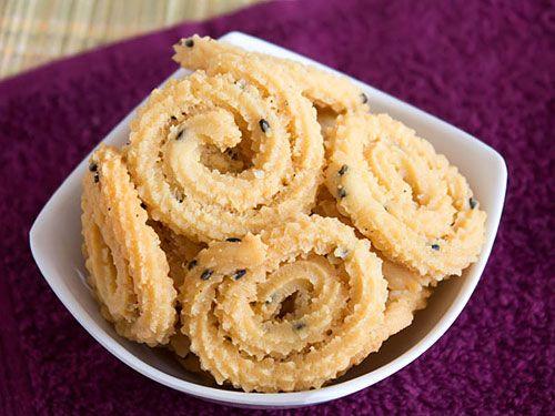 Maida Chakli - Diwali Snack